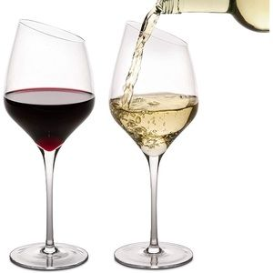 Other - 4 New Wine Glasses
